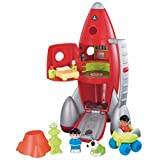 ELC Lift Off Rocket