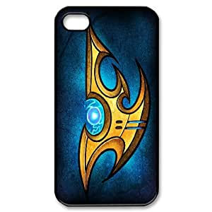 Premium Durable Protoss Starcraft Ii Fashion for iPhone 4s Cover ATR050943