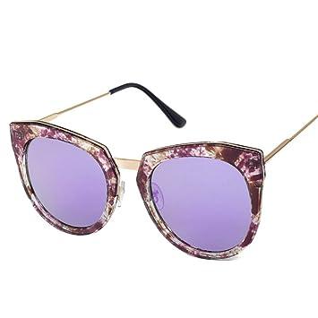 MAIDIS Gafas de sol de moda Chicas Big Box Street Shot Gafas ...