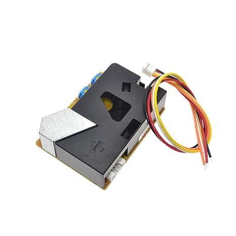 Detector de Polvo DSM501A Módulo Detector PM2.5 Dector para Arduino para Aire Acondicionado