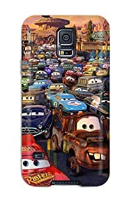 CaseyKBrown Snap On Hard Case Cover Cars Movie Review Protector For Galaxy S5