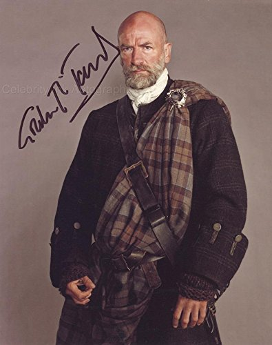 Graham McTavish daughter