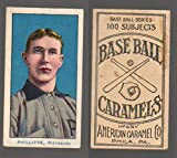 1910 American Caramel E90-2 (Baseball) card#9 deacon phillippe of the Pittsburgh Pirates Grade very good/excellent