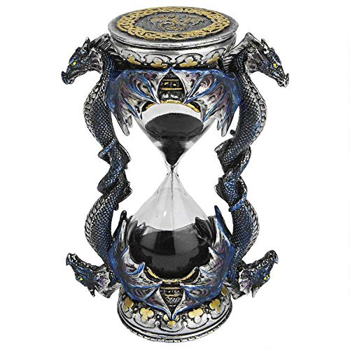 Death's Door Dragon Sandtimer Hourglass by Design Toscano