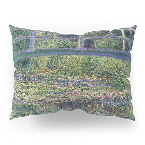 Society6 Monet Pillow Sham Standard (20'' x 26'') Set of 2 by Society6 (Image #1)