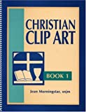 Christian Clip Art, Jean Morningstar, 1580510019