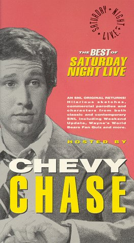 Best Of Saturday Night Live - Hosted By Chevy Chase [VHS]