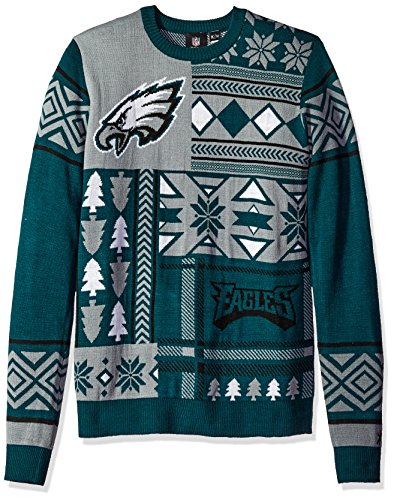 FOCO NFL Unisex-Adult Ugly Sweater