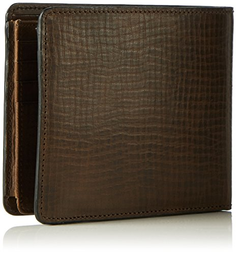 Bogner Herren James Geldbörse, Braun (Morel), One Size