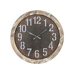 AR Lighting Alamogordo Wall Clock