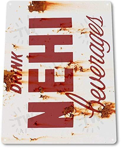 TIN Sign B787 Nehi Beverages Kitchen Cola Soda Beverage for sale  Delivered anywhere in USA