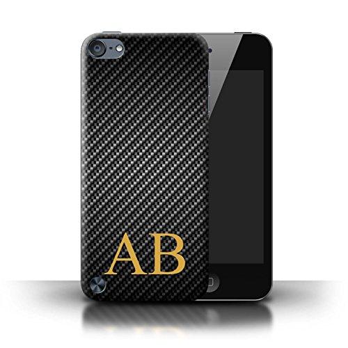 ipod 5 carbon fiber case - 7