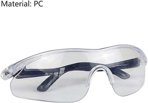 Balight Anti Drool Goggles Gafas Anti Virus Gafas Unisex Alta definición Bloqueo de Niebla Anti-Polvo Anti-gotitas Gafas Ajustables para Adultos y niños 1 pcs: Amazon.es: Deportes y aire libre