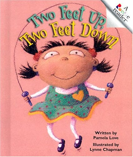 Read Online Two Feet Up, Two Feet Down (Rookie Readers) pdf