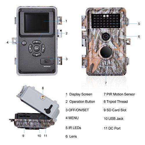 best trail cameras under $150
