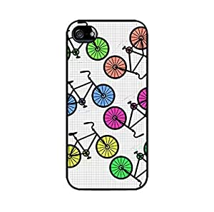 Bycle fulcolor phone texture pattern- Hard plastic case for iphone 6