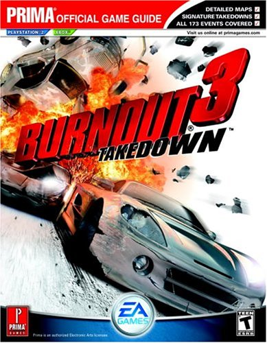 Download Burnout 3: Takedown (Prima Official Game Guide) ebook