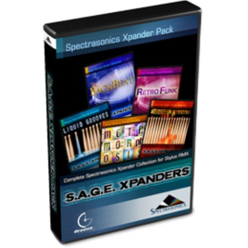 Spectrasonics S.A.G.E. Xpander Pack for Stylus - Sa Ge