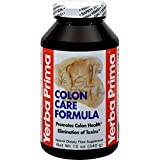 YERBA PRIMA, COLON CARE FORMULA 12 OZ EA 1 Review