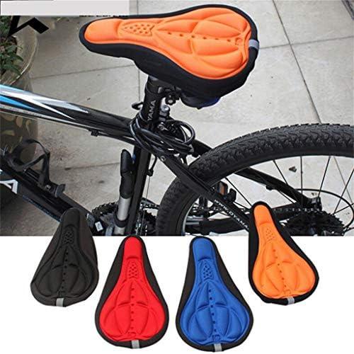 Funda para asiento de bicicleta – extra cómoda de gel suave para sillín de bicicleta, sillín de bicicleta negro: Amazon.es: Hogar
