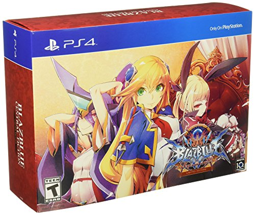 (BlazBlue: Central Fiction Limited Edition - PlayStation)
