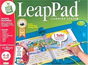 leap pad: educational system