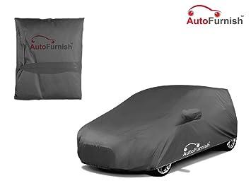 Autofurnish Grey Car Body Cover For Honda Wrv Grey Amazonin Car