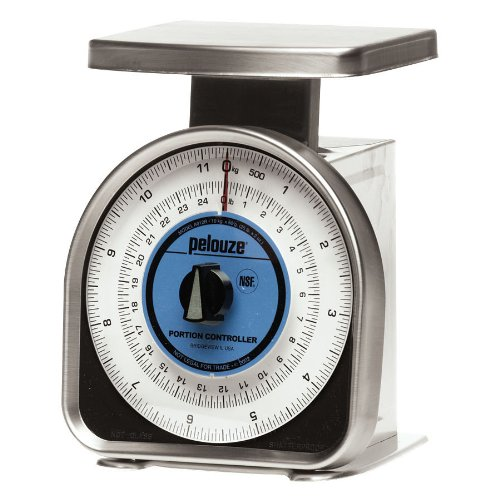 Pelouze Scale Portion Control - 8