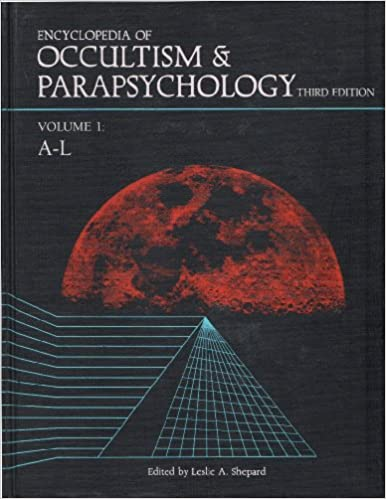 「The Encyclopedia of Occultism & Parapsychology」的圖片搜尋結果