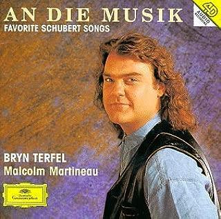 product image for Bryn Terfel: An die Musik - Favorite Schubert Songs