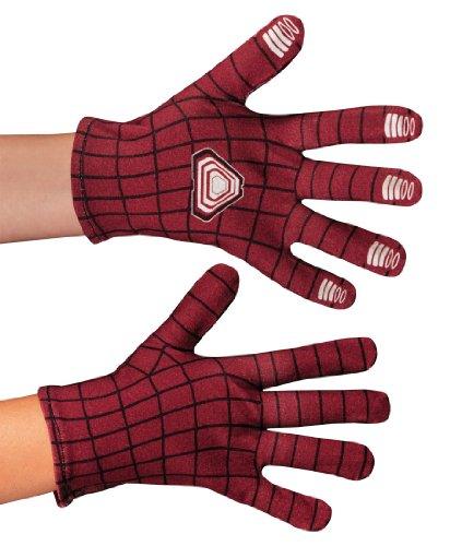 - 51HA6V2JXeL - Kids Spider-Man Costume Gloves – Child Std.