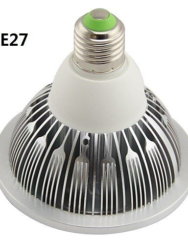 HJLHYL MND Focos AR111 GU10 / G53 / E26/E27 7 W 7 LED de Alta Potencia 700LM LM Blanco C¨¢lido / Blanco Fresco AC 85-265 / DC 12 / AC 12 V , e26/e27-cool ...