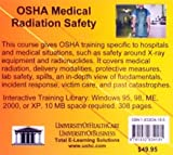 OSHA Medical Radiation Safety, Farb, Daniel and Gordon, Bruce, 1932634185