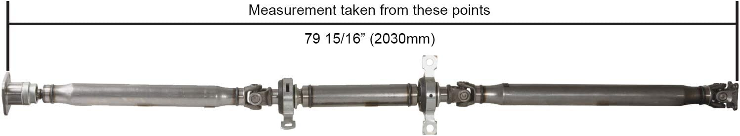 A1 Cardone 65-2005 Remanufactured Prop Shaft 1 Pack