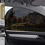"""Gila Ultraescudo color para ventana resistente a los arañazos, resistente al calor, más protección UV para el coche, 35% Dark Smoke, 24"""" x 6'"""