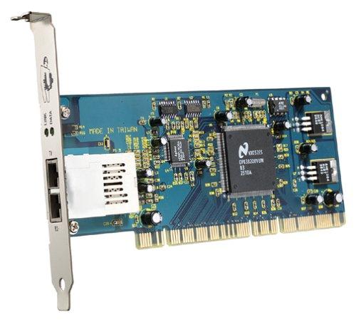 Netgear GA621 Gigabit Ethernet PCI Adapter Card (Fibre) -  Lenovo System x Servers, 00LV623