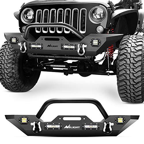 2014 jeep wrangler bumper - 4