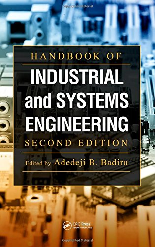 Handbook of Industrial and Systems Engineering (Systems Innovation Book Series)
