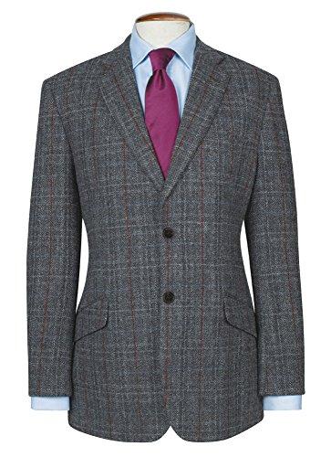 Harris Tweed Lightweight Collection Fergus Jacket (40L, F...