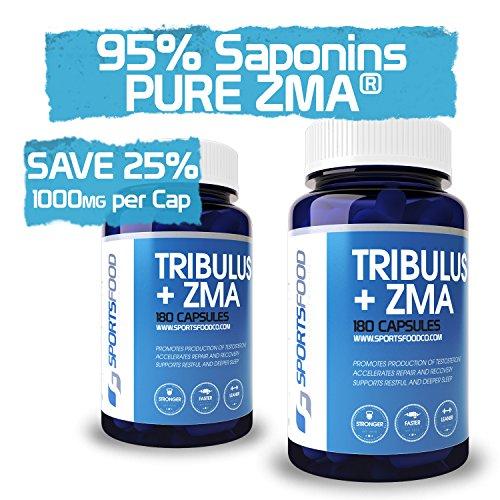 2x Tribulus + ZMA (SportsFood)