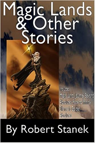 Book Magic Lands and Other Stories