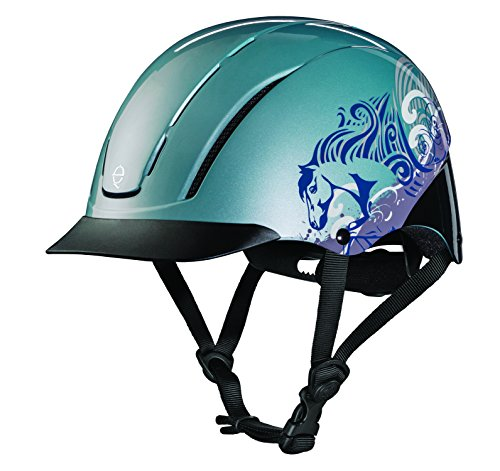 Troxel Spirit Performance Helmet, Sky Dreamscape, Small