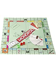 Monopoly game portable folding chessboard family Interactive toy board card Puzzle game   toy