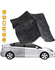 Multipurpose Car Scratch Remover Cloth, Nano Car Paint Scratch Remover,Car Scratch Repair Kit for Repairing Car Scratches and Light Paint Scratches Remover Scuffs on Surface,Come with Glove and Cloth