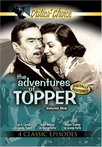 The Adventures of Topper, Vol. 1 -