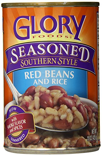 Glory Red Beans and Rice, 15 Ounce by GLORY