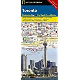 National Geographic Toronto DestinationMap, City Map & Travel Guide