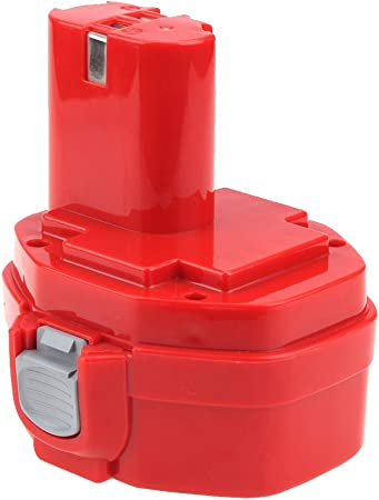 Reoben pour Makita Batterie 14.4V 3.0Ah Ni-NH 1420 1422 1433 1434 1435 1435F PA14 192600-1 193985-8 192699 193157-5 193158-3