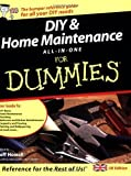 img - for DIY and Home Maintenance All-in-one For Dummies by Roy Barnhart (2005-10-31) book / textbook / text book