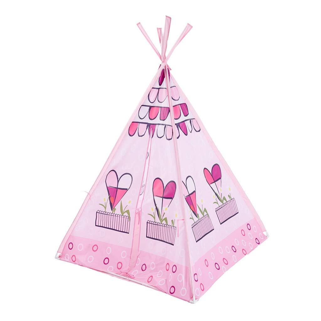 quietJUNjun おもちゃアウトドアおもちゃ マンガ 小さなビーチサンドツール おもちゃバケツセット 子供用アウトドアおもちゃ ピンク B07R1QY9T8 ピンク